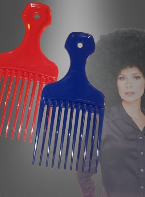 Comb Afro for Styling Afro wigs