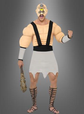 Zyklop Sagengestalt Kostüm