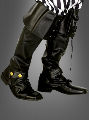 Pirate Deluxe Bootcovers
