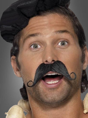 Moustache Frenchman