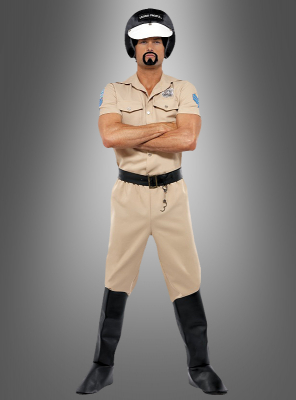 Village People motorcycle cop costume