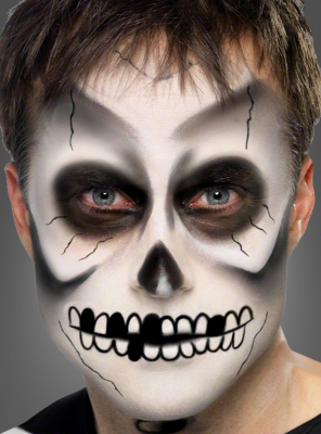 Skeleton make-up kit