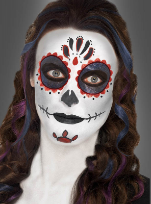 Sugar Skull Makeup Set