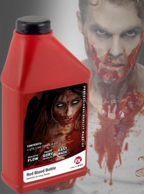 Fake Blood Bottle 473 ml