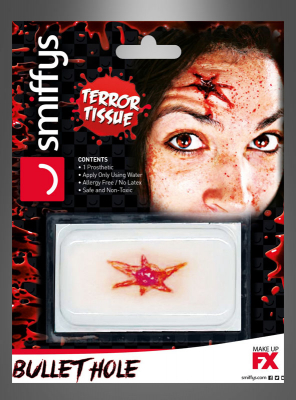 Bullet Hole FX Make up Deluxe