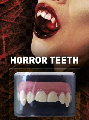 Vampirzähne FX für Halloween
