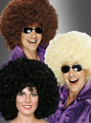 Mega-Huge Super Afro Wig
