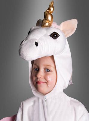 Zauberhaftes Einhorn Kostüm deluxe