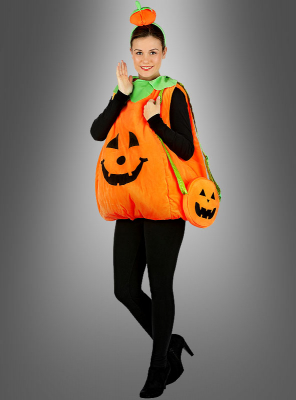 Pumpkin Costume adult unisex