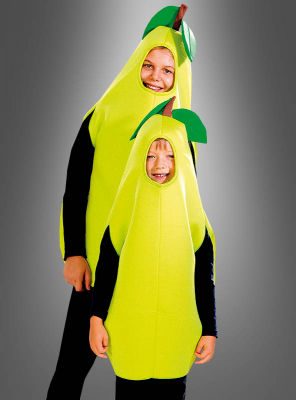 Funny Pear Costume for Children