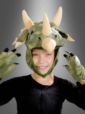 Triceratops Costume Set