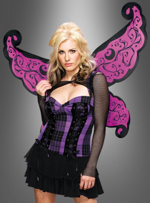 Gothic Fairy Wings