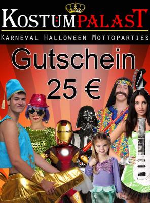 Geschenkgutschein über 25 Euro