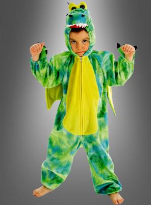 Dinosaurier Kinderkostüm Kleiner Drache