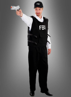 FBI Costume Adult