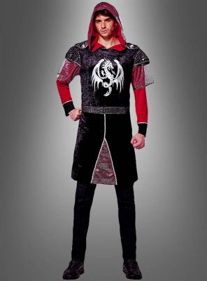 Drachenritter Kostüm für Herren