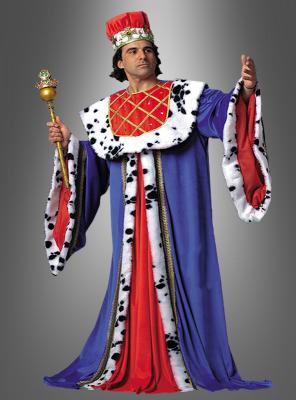 König Herrscher Kostüm Deluxe