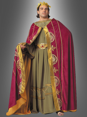 Julius Cäsar - hochwertiges Theater Kostüm