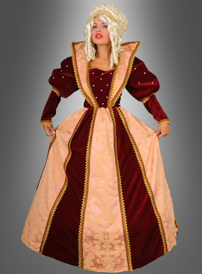 Queen empress countess lady costume