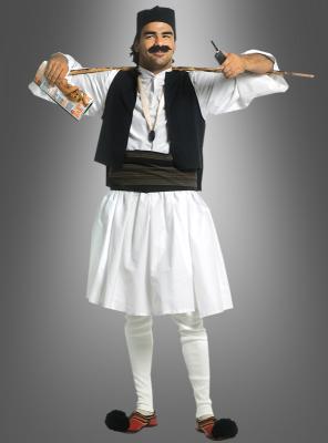 Grieche Dimitrios Trachten Kostüm