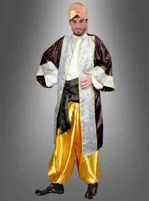 Deluxe Wüstenprinz Halif Kostüm