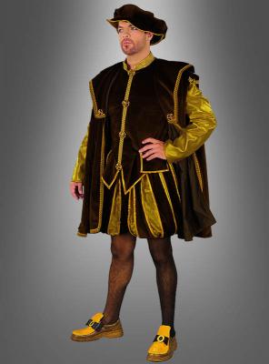 Tudor Lord Kostüm