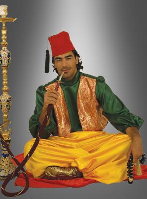 Pasha Costume