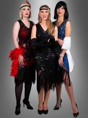 20er Jahre Charleston Kleid Kaufen Kostumpalast