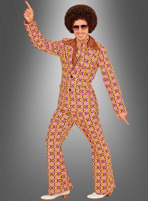 70er Jahre Kleidung Fur Herren Finden Sie Bei Kostumpalast