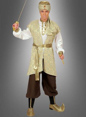 Prinz Karan Bollywood Kostüm für Herren