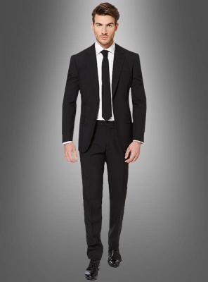 Black Best Suit with Tie