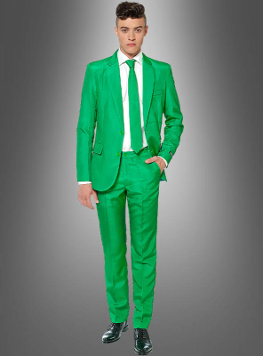 Grüner Herrenanzug Suitmeister
