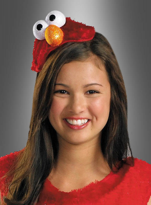 Sesame Street Elmo Monster Headpiece