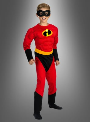 "Mr. Incredible costume ""The Incredibles"" child"