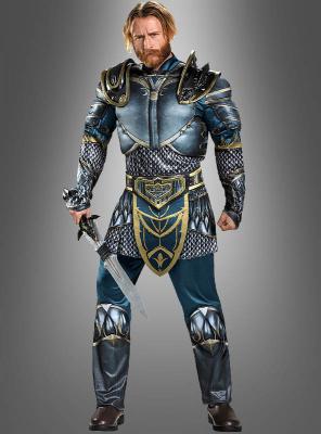 Warcraft Lothar Muscle Costume