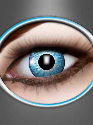 3 Month Contact Lenses Electric Blue