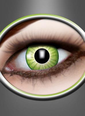 3 Monats Motivlinsen Elektro Grün