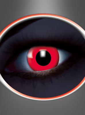 Kontaktlinsen UV Rot Monatslinsen