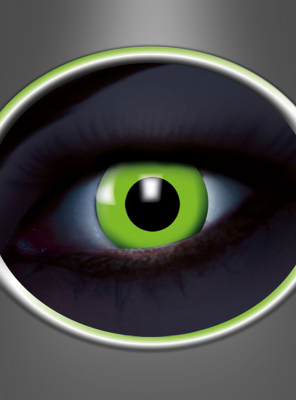 1 Month Contact Lenses UV Flash Green