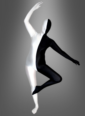 Speedsuit black and white