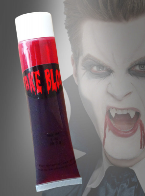 Fake Blut Tube 30 ml