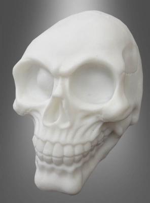 Soft Halloween Skull