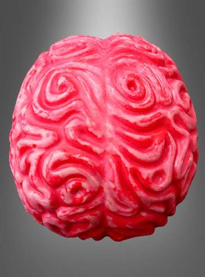 Schwabbeliges Gehirn für Halloween
