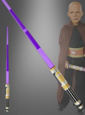 Mace Windu elektronisches Lichtschwert lila Star Wars