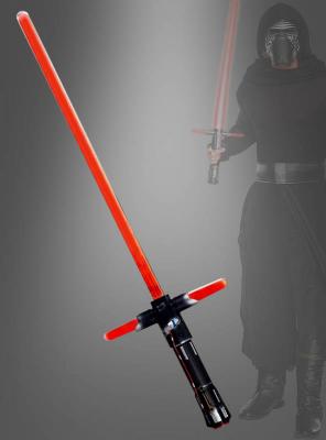 FX Lichtschwert rot  Kylo Ren aus Star Wars