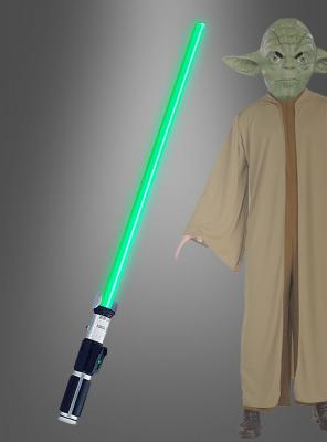 Star Wars Yoda FX Lichtschwert grün
