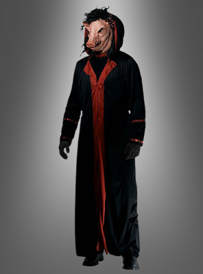 Adult Halloween Official Saw Pig Costume