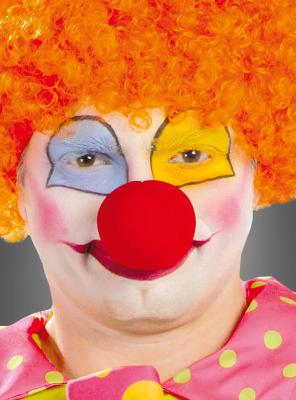 Clownnase 6 cm rot Jumbo