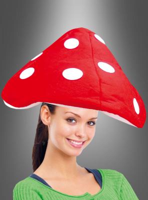 Mushroom Hat