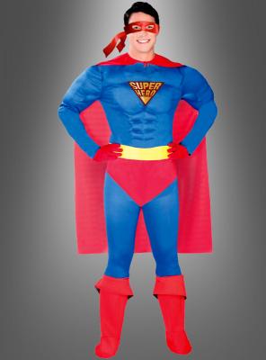 Superheld Herrenkostüm Superhero